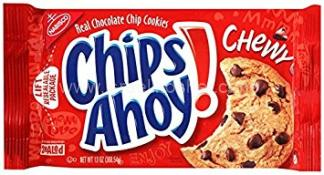 Kosher Chips Ahoy Chewy Chocolat Chip Cookies 13 oz.