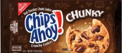Kosher Chips Ahoy Chunky Cookies 11.75 oz.
